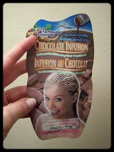 Infusion au chocolat – Montagne Jeunesse