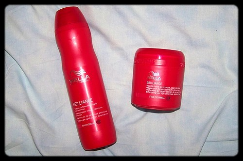 shampooing et masque wella - Shampoing Wella Cheveux Colors