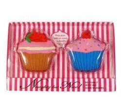 chauffe mains cupcake