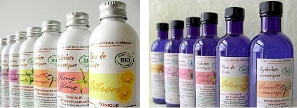 Eaux florales Aroma Zone