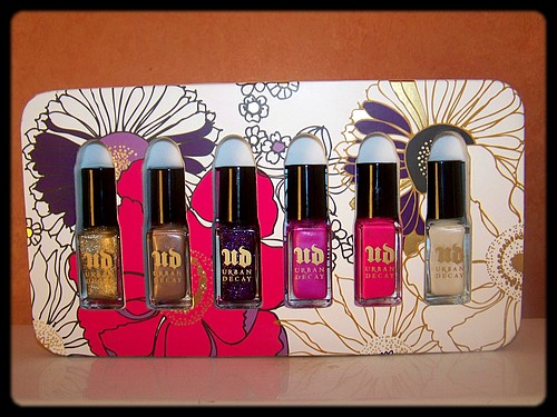 Rollergirl Nail Kit – Nouveaux vernis Urban Decay