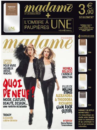 Bon plan Madame Figaro & UNE Beauty !