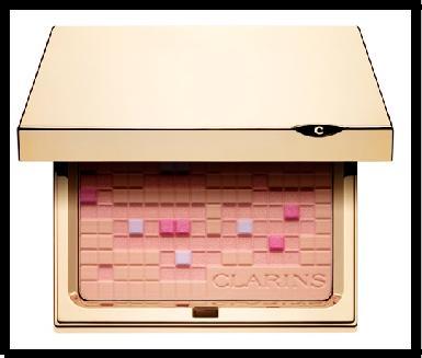 Jouez au Tetris et gagnez des Poudres Eclat 3D Clarins