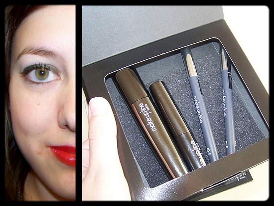 Des coffrets make-up pour tous les looks !