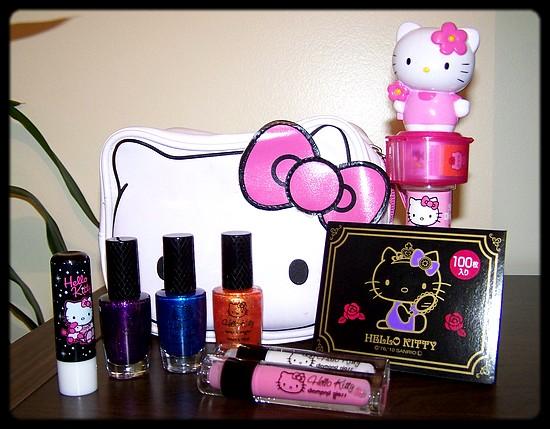 Hello Kitty, c'est pour les gamines… ou pas.