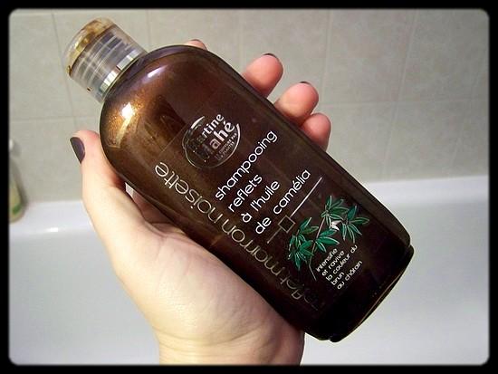 Le shampooing qui ravive les cheveux châtains