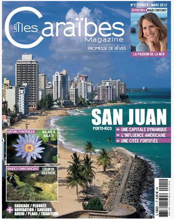 Ma chronique beauté dans Iles Caraïbes Magazine :)