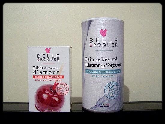 Belle à croquer : plutôt bain au yoghourt ou crème à la pomme d'amour ?