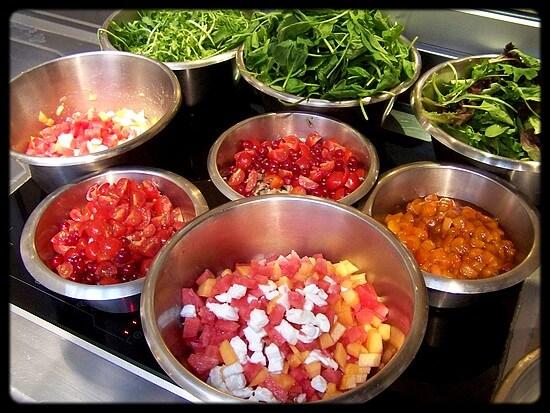 Les blogueuses beaut savent aussi cuisiner l 39 atelier - Cuisine moleculaire bruxelles ...