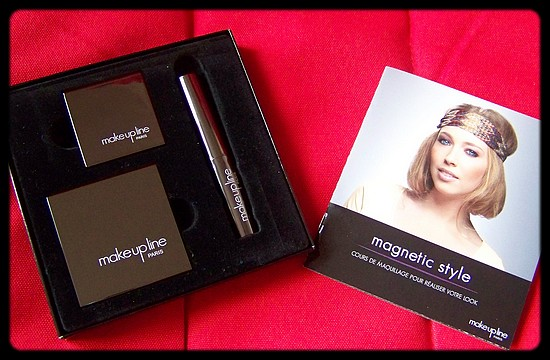 Make up Line : test du coffret Magnetic Style [Make-up inside]