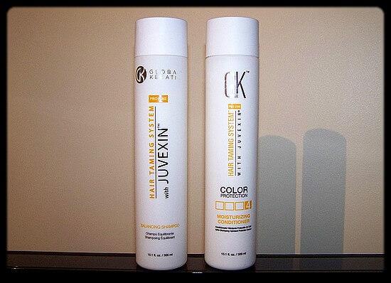 Les produits professionnels GK Hair [Concours]