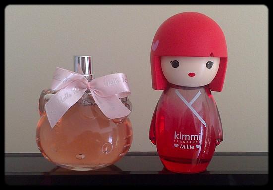 Des parfums mignons pour enfants… ou pas !