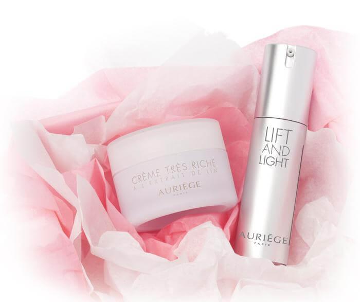 Auriège vous propose sa Beauty Box à 38€ au lieu de 108€ !