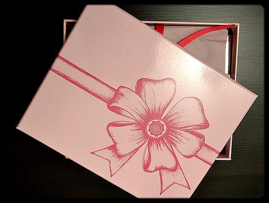 La Glossybox Enjoy Valentines