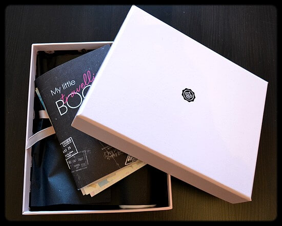 La Glossybox Glossy in The City : au top !