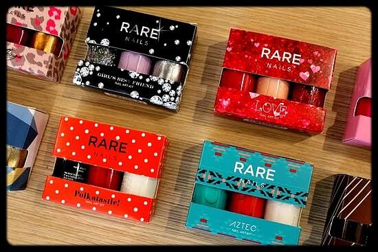 Les kits de vernis DIY Rare Nails arrivent en France !