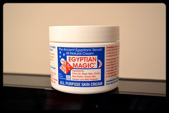 Egyptian Magic, la crème à tout faire ?
