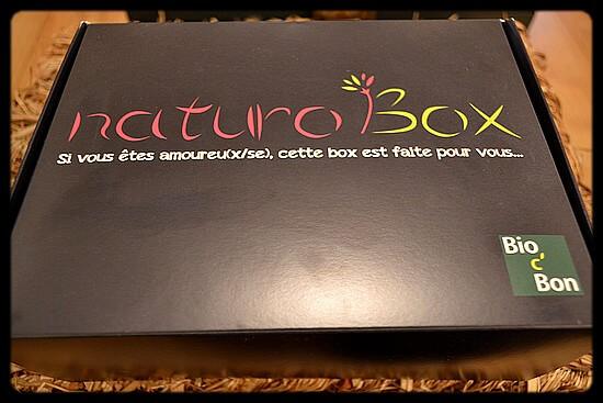 Des Naturo'Box offertes par l'enseigne Bio c'bon à l'occasion de la Saint Valentin