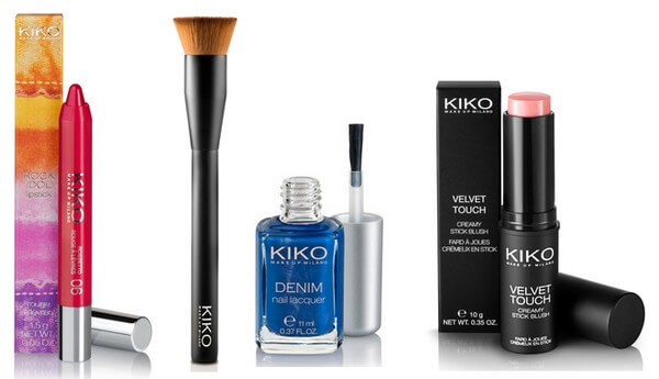 Petite wishlist make-up chez Kiko !
