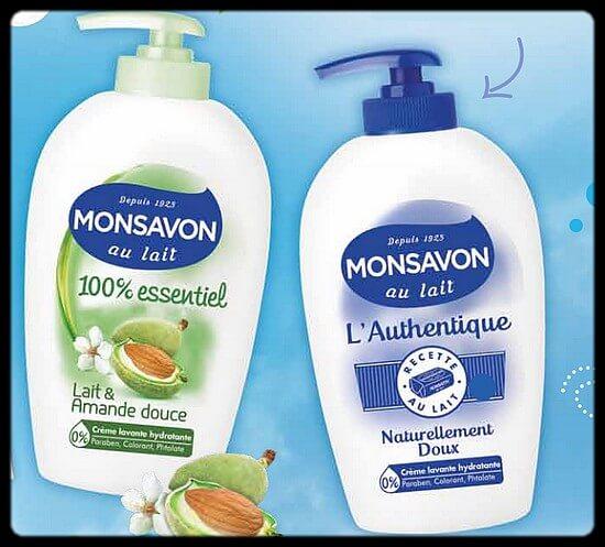 Les savons liquides MonSavon : venez les gagner !