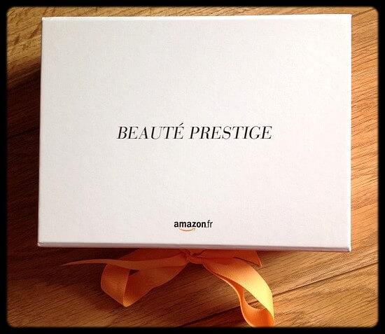 Les coffrets Beauté Prestige d'Amazon