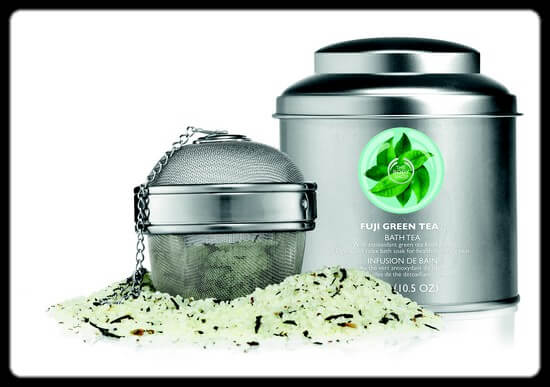 The Body Shop - Fuji Green Tea - Infusion de Bain 2