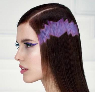 Le Pixel Hair, la nouvelle tendance capillaire 2015 ?