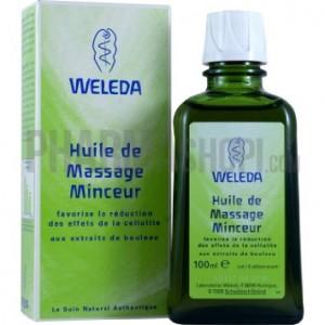 Mon huile anti-celulite